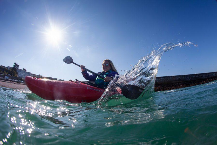 Adventure Sports at South Devon College
